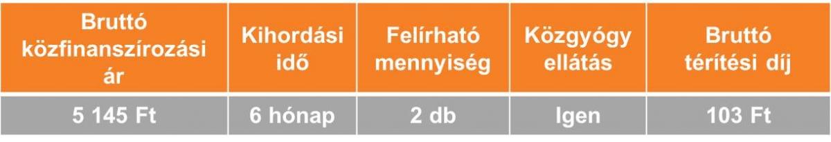 EM kompressziós csonkharisnyák (II. kompresszió)