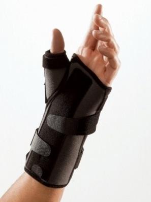 Kéz-csukló ortézis