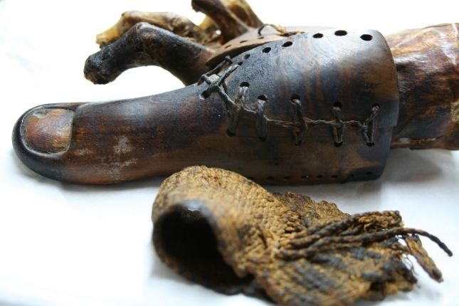 ókori lábprotézis